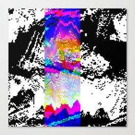 KD ON Canvas Print