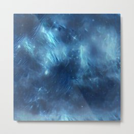Spacewarp Metal Print