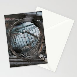 Through The Netting Stationery Cards
