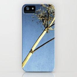 Giant Hogweed iPhone Case