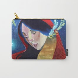 Moon Lady Carry-All Pouch