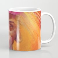 spice Mugs featuring Spice Kid by The Art of Vancuf