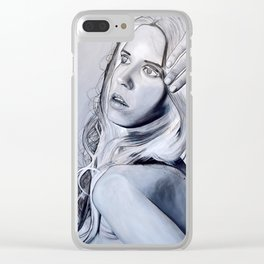 The Void Clear iPhone Case