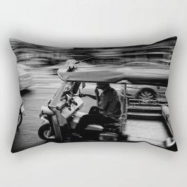 Tuk Tuk Rectangular Pillow