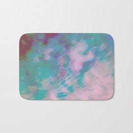 Abstract Motion Bath Mat