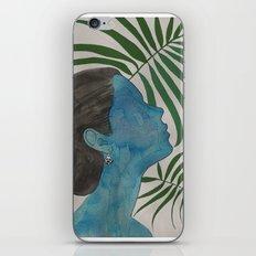 palmiye ( trabzon hasırı & kazaziye ) iPhone & iPod Skin