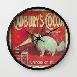 Cadburys Cocoa Wall Clock