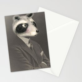Mr. Racoon Stationery Cards