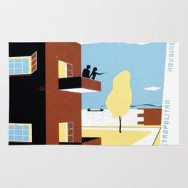 Vintage poster -  Cleveland Rug