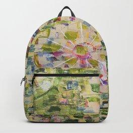 Around and around we go Backpack