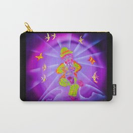Funny World Clown 2 Carry-All Pouch