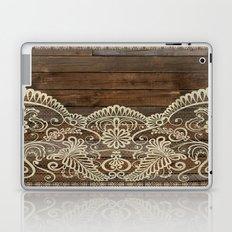 WOOD & LACE Laptop & iPad Skin