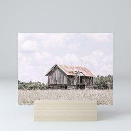Saluda Barn No. 15 Mini Art Print
