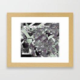 LoPixel Framed Art Print
