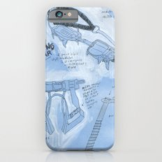 Ice Climbing 101 iPhone 6s Slim Case