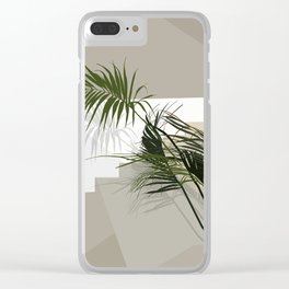 Interno 8 Clear iPhone Case