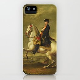 David Morier (1705 -70) John Manners, Marquess of Granby (1721-1770) c.1760 iPhone Case