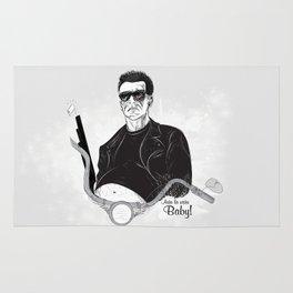 Heroes - The Man Rug