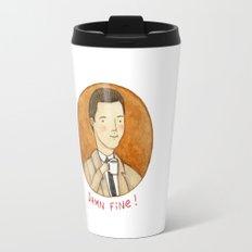 Damn Fine Travel Mug