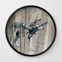 Timberland Wall Clock