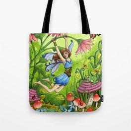 Meadow Fairy Tote Bag