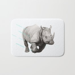 Rhino 112 / Rinoceronte 112 Bath Mat