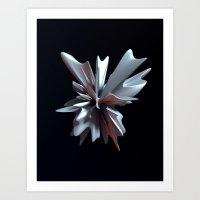 Iteration 34 Art Print