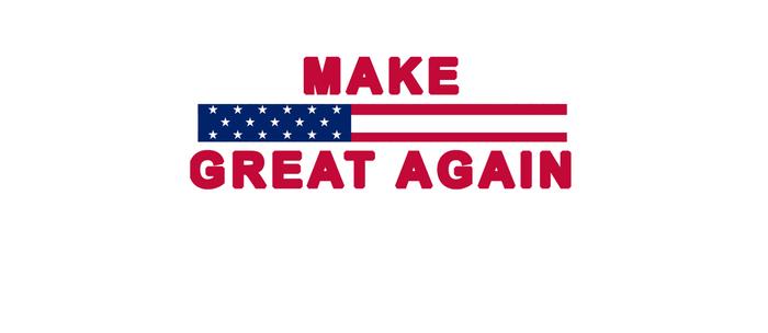 MAGA tee shirt trump supporter - Make America Great Again Coffee Mug