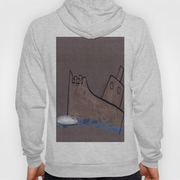 1916 Night Ice Collision Hoody