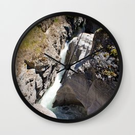 In the Light of Day Wall Clock