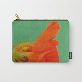 Herbaceous Carry-All Pouch