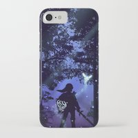 legend of zelda iPhone & iPod Cases featuring Legend of Zelda by Noble-6