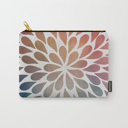 Petal Burst #27 Carry-All Pouch