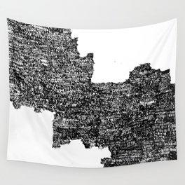 Binary Wall Tapestry