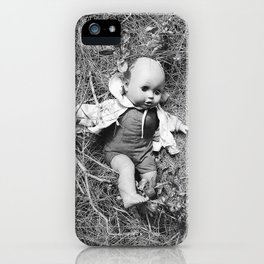 Dead Childhood iPhone Case