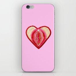 Sequin Vagina iPhone Skin
