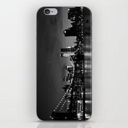 Brooklyn Bridge and the Manhattan Skyline at Dusk iPhone Skin