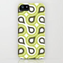 Geometric Retro iPhone Case