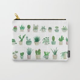 Tiny garden Carry-All Pouch