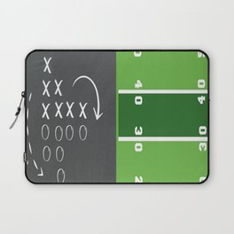 Football Game Day Play Laptop Sleeve