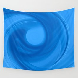 Daydreams of Blue Wall Tapestry