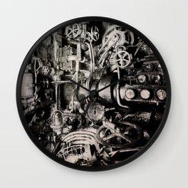 Souvenir of Modern Times Wall Clock