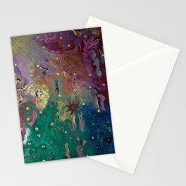 A Light Came My Way Stationery Cards
