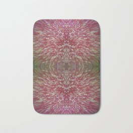 Floral Shimmer Bloom Bath Mat