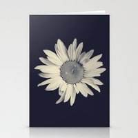 daisy Stationery Cards featuring Daisy  by Marianne LoMonaco