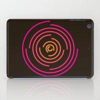neon iPad Cases featuring Neon by Jeff Merrick