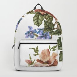 Rustic Florals Backpack