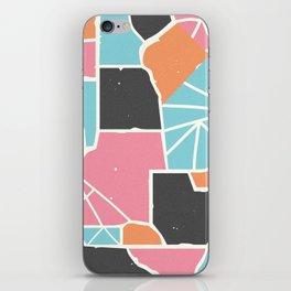 Bela Silueto iPhone Skin