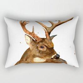 Beautiful Blitzen Rectangular Pillow