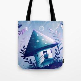 Magic Mush Room - Pattern Tote Bag